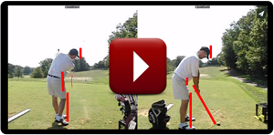 Golf swing analysis lessons for beginners