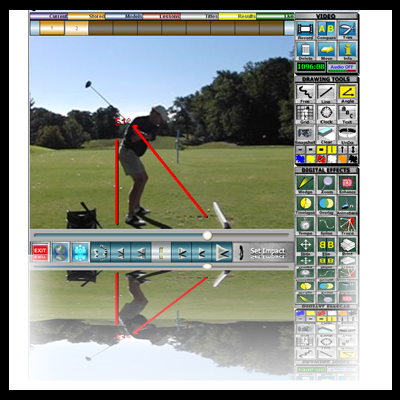 This is a video golf lessons with Ben Hogan. Pga golf instructor in Springfield, VA