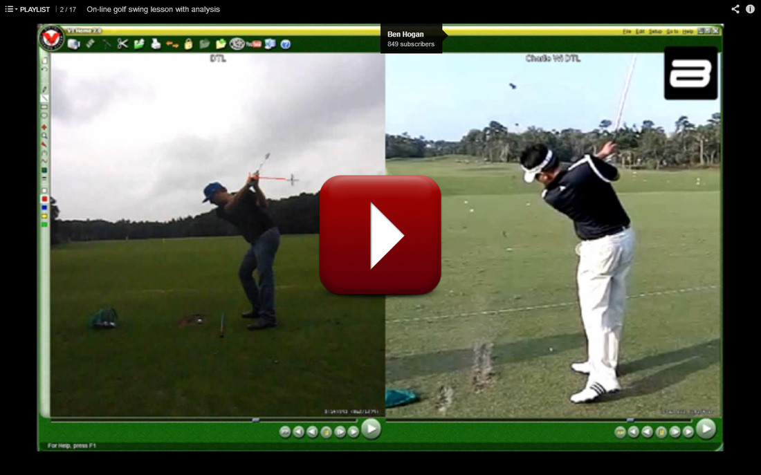 top online golf lessons. find the best golf instructor in Fairfax, VA